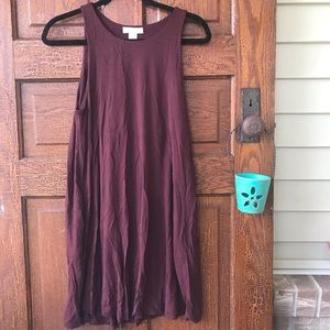 H&M Basics Pocket Dress